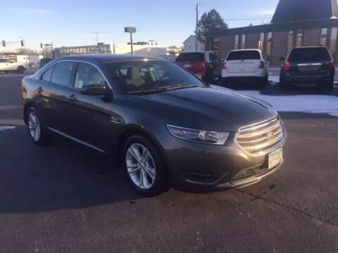 2016 Ford Taurus for sale at Carney Auto Sales in Austin MN