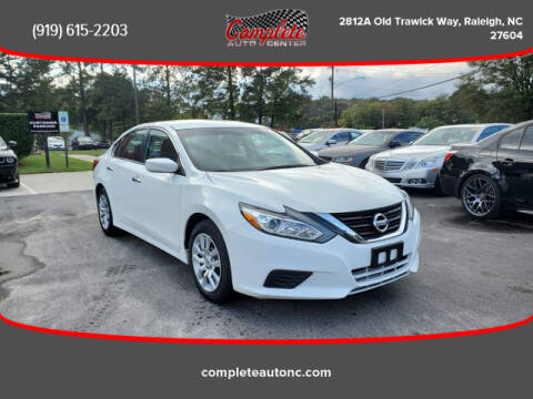 2018 Nissan Altima for sale at Complete Auto Center , Inc in Raleigh NC
