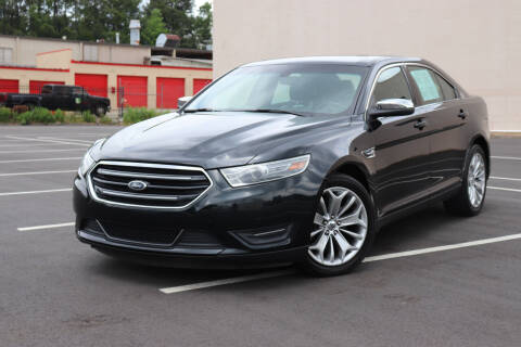 2014 Ford Taurus for sale at Auto Guia in Chamblee GA