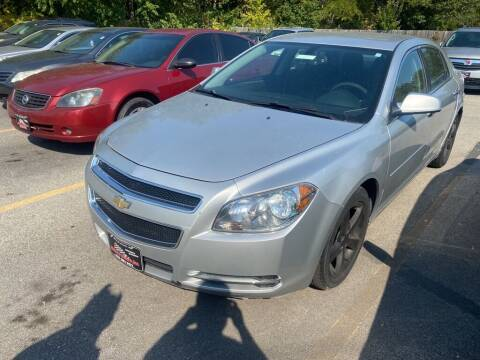 2012 Chevrolet Malibu for sale at Midtown Motors in Beach Park IL