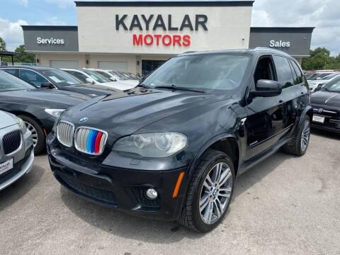 2011 BMW X5 for sale at KAYALAR MOTORS in Houston TX