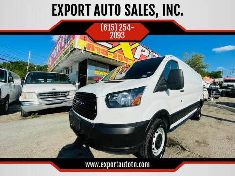 2019 Ford Transit Cargo for sale at EXPORT AUTO SALES, INC. in Nashville TN