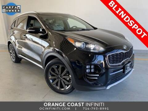 2018 Kia Sportage for sale at ORANGE COAST CARS in Westminster CA