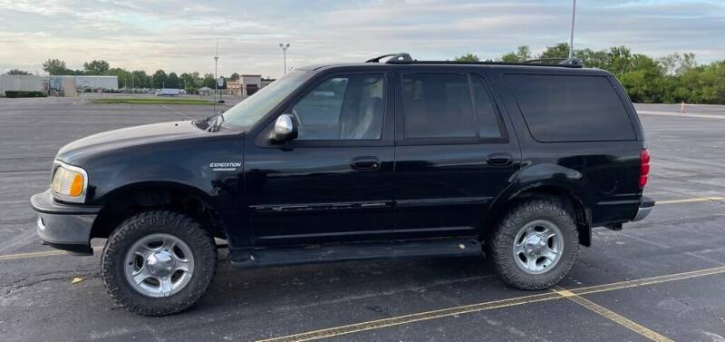 1998 Ford Expedition for sale at In Motion Sales LLC in Olathe KS