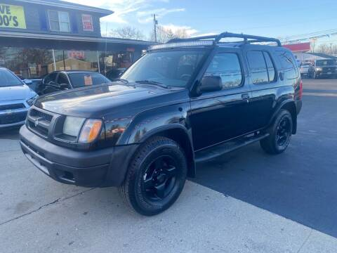2000 Nissan Xterra for sale at Wise Investments Auto Sales in Sellersburg IN