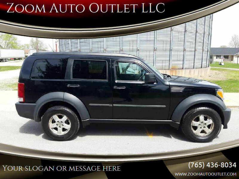 2007 Dodge Nitro for sale at Zoom Auto Outlet LLC in Thorntown IN
