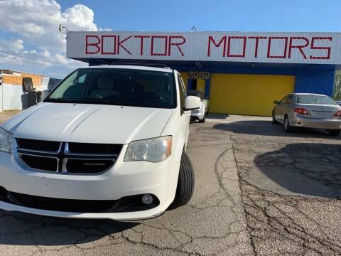 2011 Dodge Grand Caravan for sale at Boktor Motors in Las Vegas NV