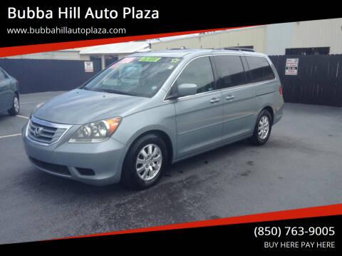 2010 Honda Odyssey for sale at Bubba Hill Auto Plaza in Panama City FL