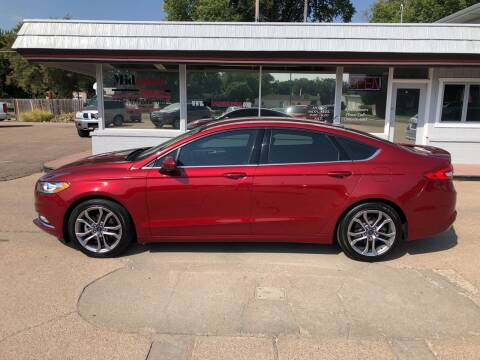 2017 Ford Fusion for sale at Midtown Motors in North Platte NE
