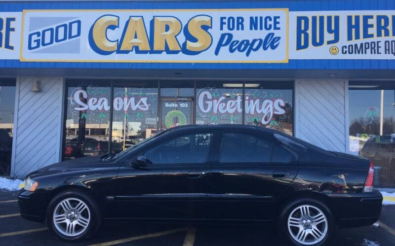 2006 Volvo S60 for sale at Good Cars 4 Nice People in Omaha NE
