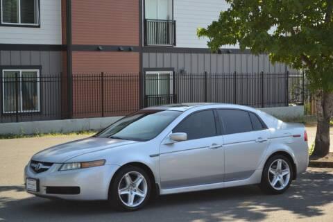 2005 Acura TL for sale at Skyline Motors Auto Sales in Tacoma WA
