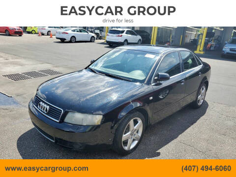 2005 Audi A4 for sale at EASYCAR GROUP in Orlando FL