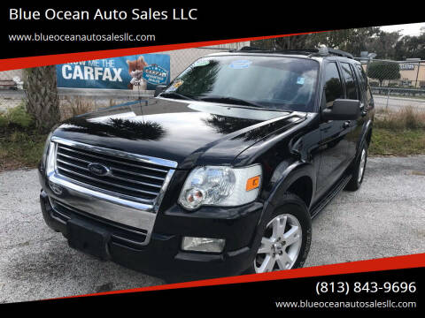 2010 Ford Explorer for sale at Blue Ocean Auto Sales LLC in Tampa FL