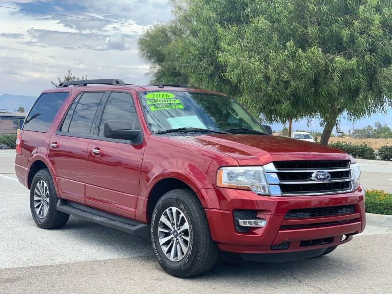 2016 Ford Expedition for sale at Esquivel Auto Depot in Rialto CA