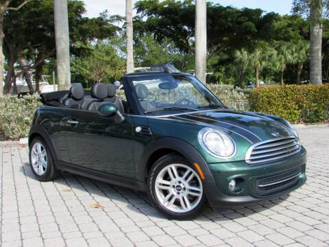 2015 MINI Convertible for sale at Auto Quest USA INC in Fort Myers Beach FL