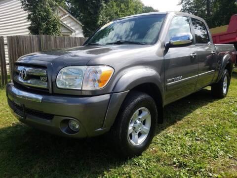 2006 Toyota Tundra for sale at ALL Motor Cars LTD in Tillson NY