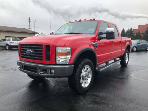 2009 Ford F-250 Super Duty for sale at Mike's Budget Auto Sales in Cadillac MI
