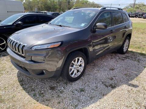 2018 Jeep Cherokee for sale at CROWN  DODGE CHRYSLER JEEP RAM FIAT in Pascagoula MS