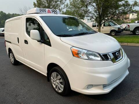 2020 Nissan NV200 for sale at HERSHEY'S AUTO INC. in Monroe NY