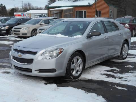 2011 Chevrolet Malibu for sale at MT MORRIS AUTO SALES INC in Mount Morris MI