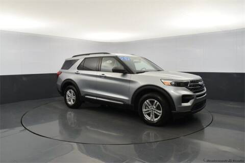 2020 Ford Explorer for sale at Tim Short Auto Mall in Corbin KY