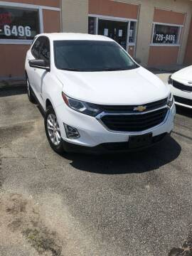 2018 Chevrolet Equinox for sale at City to City Auto Sales in Richmond VA