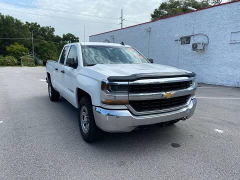 2018 Chevrolet Silverado 1500 for sale at Consumer Auto Credit in Tampa FL