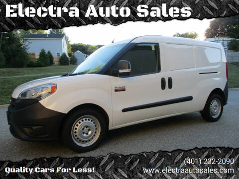 2017 RAM ProMaster City Cargo for sale at Electra Auto Sales in Johnston RI