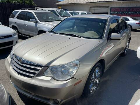 2007 Chrysler Sebring for sale at River City Auto Sales Inc in West Sacramento CA