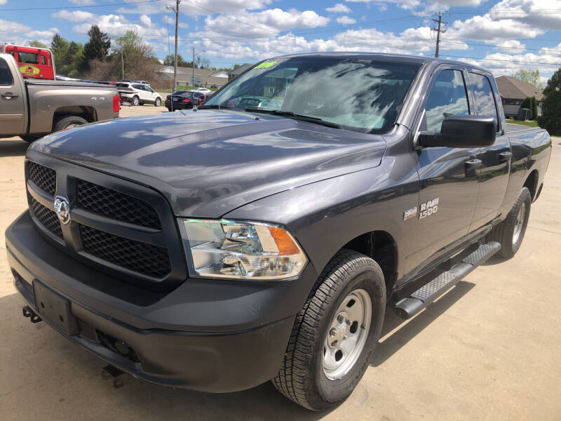 2016 RAM Ram Pickup 1500 for sale at Don's Sport Cars in Hortonville WI
