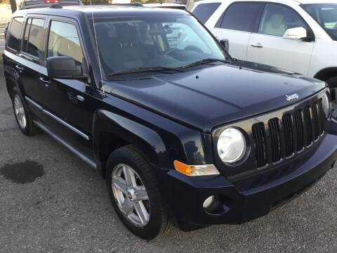 2010 Jeep Patriot for sale at eAutoDiscount in Buffalo NY