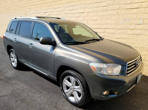 2009 Toyota Highlander for sale at Cars To Go in Sacramento CA