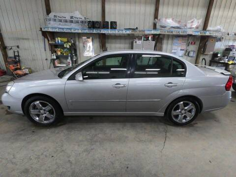 2007 Chevrolet Malibu for sale at Alpha Auto in Toronto SD