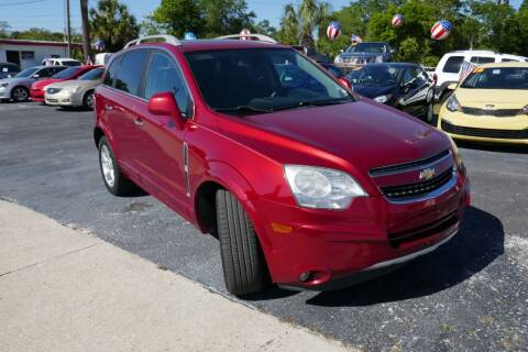 2014 Chevrolet Captiva Sport for sale at J Linn Motors in Clearwater FL