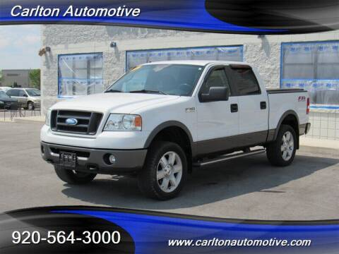 2008 Ford F-150 for sale at Carlton Automotive Inc in Oostburg WI