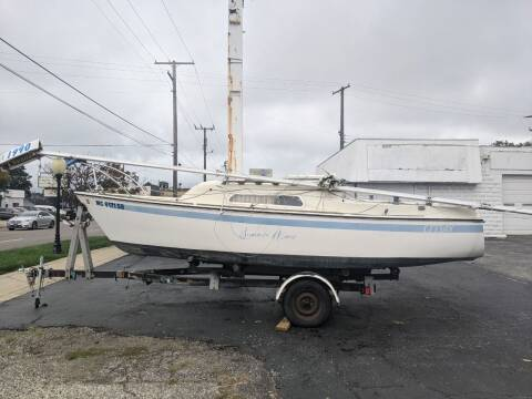 2002 Sailboat Sailboat for sale at GREAT DEALS ON WHEELS in Michigan City IN