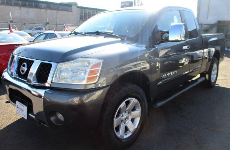 2005 Nissan Titan for sale at Exem United in Plainfield NJ