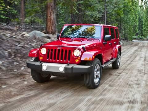 2013 Jeep Wrangler Unlimited for sale at Gregg Orr Pre-Owned Shreveport in Shreveport LA