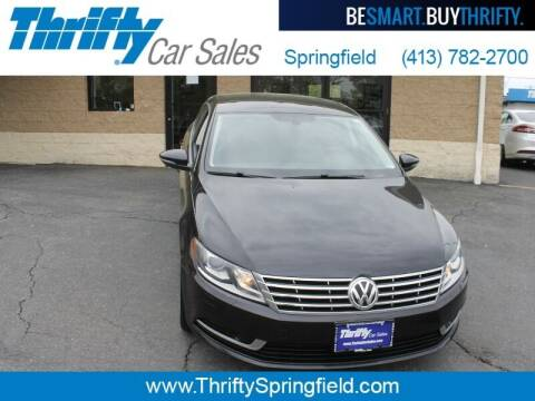 2016 Volkswagen CC for sale at Thrifty Car Sales Springfield in Springfield MA