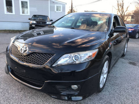 2011 Toyota Camry for sale at Best Choice Auto Market in Swansea MA
