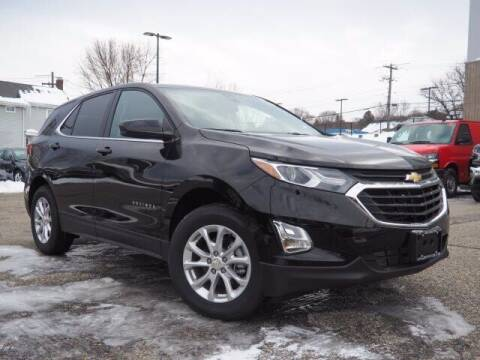 2021 Chevrolet Equinox for sale at Mirak Hyundai in Arlington MA
