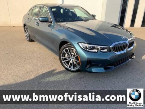 2021 BMW 3 Series for sale at BMW OF VISALIA in Visalia CA