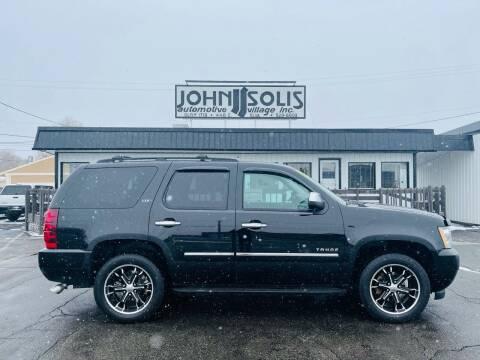 2013 Chevrolet Tahoe for sale at John Solis Automotive Village in Idaho Falls ID