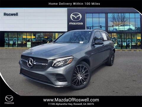 2018 Mercedes-Benz GLC for sale at Mazda Of Roswell in Roswell GA
