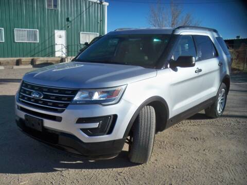 2017 Ford Explorer for sale at Samcar Inc. in Albuquerque NM