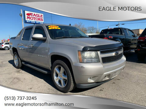 2009 Chevrolet Avalanche for sale at Eagle Motors in Hamilton OH