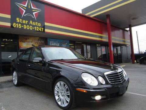 2008 Mercedes-Benz E-Class for sale at Star Auto Inc. in Murfreesboro TN