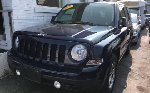 2014 Jeep Patriot for sale at Jeff Auto Sales INC in Chicago IL