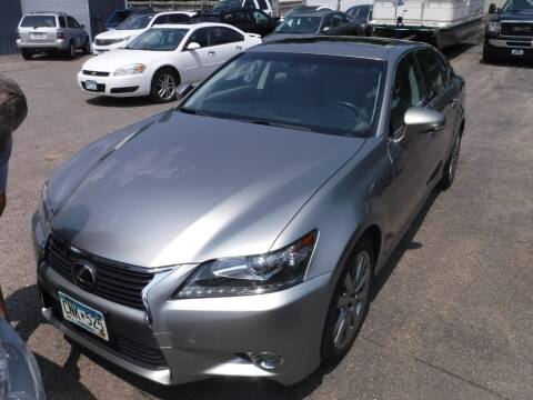 2015 Lexus GS 350 for sale at J & K Auto - J and K in Saint Bonifacius MN