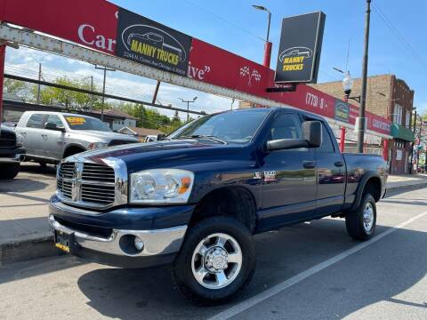 2009 Dodge Ram Pickup 2500 for sale at Manny Trucks in Chicago IL